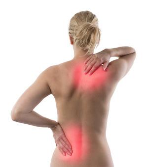 Akute Rückenschmerzen kommen nicht vom Wetter
