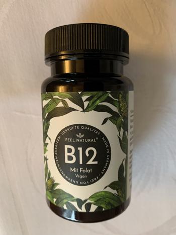 Folsäure und Vitamin B12 sind lebensnotwendig
