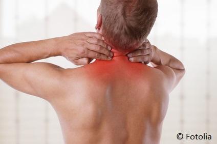 Nackenschmerzen mit Haltung begegnen
