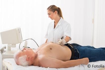 Bauchaortenaneurysma: Tickende Zeitbombe im Bauch