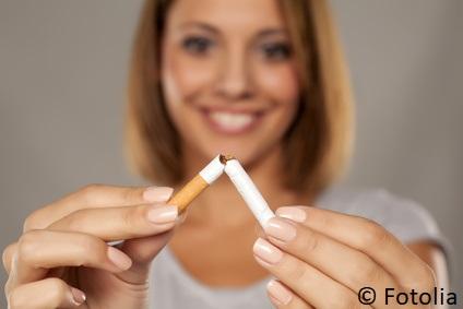 Infarktrisiko durch Nikotin doppelt hoch