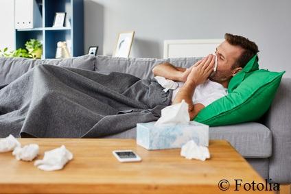 Handhygiene schützt vor Grippeviren