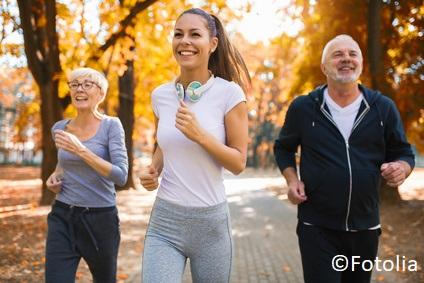 Einfach joggen für mehr Gesundheit
