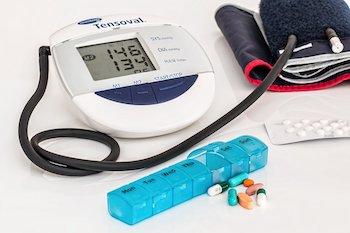 COVID-19 und Bluthochdruck