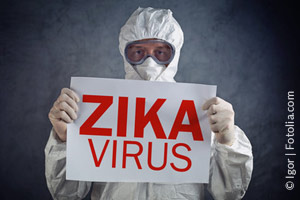 Zika-Virus: Dr. Lunow warnt vor Panikmache in Europa, Schwangere sollten Reisen in Risikogebiete vermeiden.